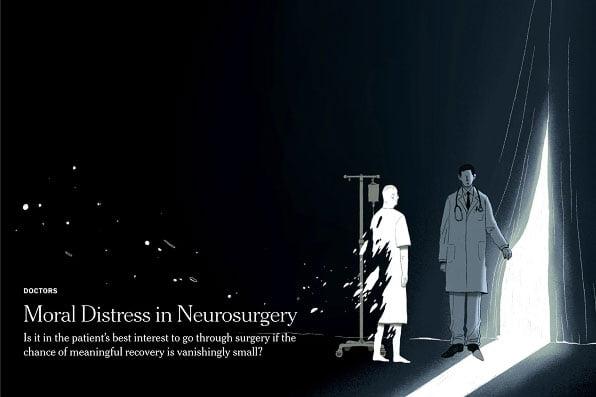 Moral Distress in Neurosurgery